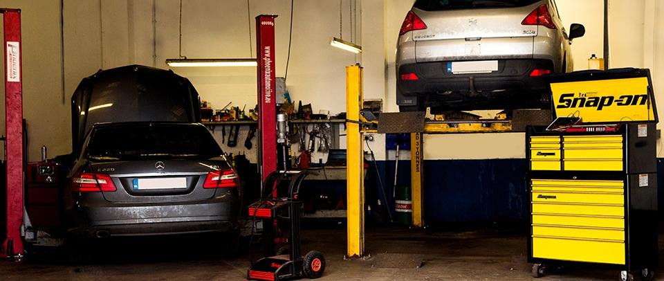 Servicing - Dave's Garage - Castlebar